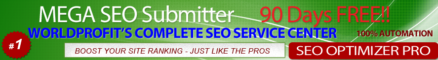 500,000+ Search Engines, Websites & Directories, Submit to 5,000 Sites Absolutely Free