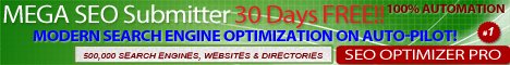 Promote your website to Over 500,000 Websites SEO Optimizer